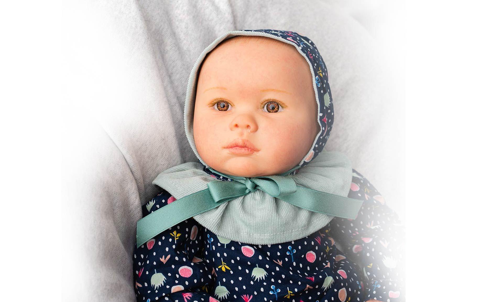 Tête poupée reborn